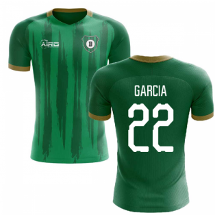 2020-2021 Athletic Club Bilbao Away Concept Shirt (GARCIA 22)