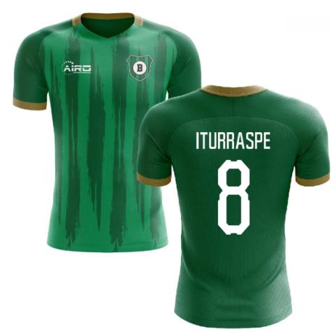2019-20 Athletic Club Bilbao Away Concept Shirt (ITURRASPE 8)
