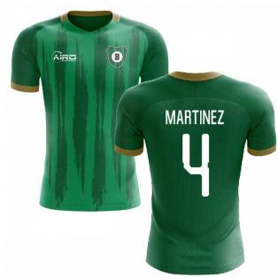 2019-20 Athletic Club Bilbao Away Concept Shirt (MARTINEZ 4)
