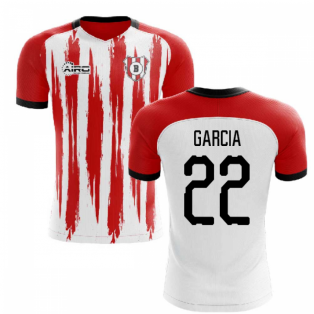 2020-2021 Athletic Club Bilbao Home Concept Shirt (GARCIA 22)