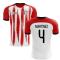 2020-2021 Athletic Club Bilbao Home Concept Shirt (MARTINEZ 4)