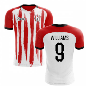 2020-2021 Athletic Club Bilbao Home Concept Shirt (WILLIAMS 9)