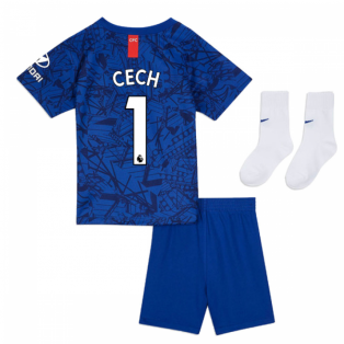 2019-20 Chelsea Home Baby Kit (Cech 1)