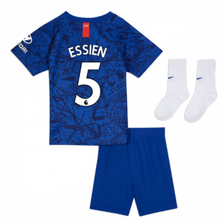 2019-20 Chelsea Home Baby Kit (Essien 5)