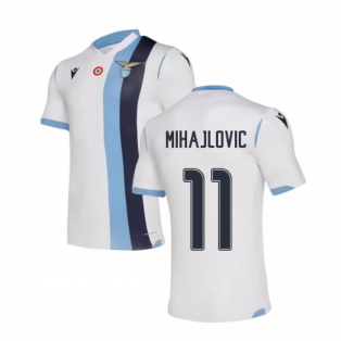 2019-20 Lazio Authentic Away Shirt (Kids) (MIHAJLOVIC 11)