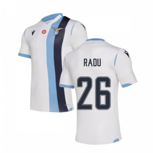 2019-20 Lazio Authentic Away Shirt (Kids) (RADU 26)