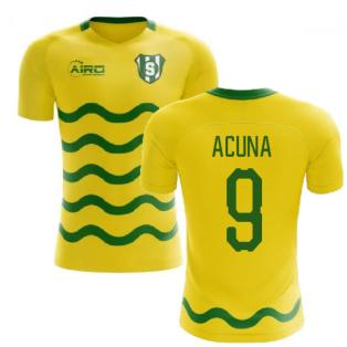 2019-20 Sporting Lisbon Third Concept Shirt (Acuna 9)