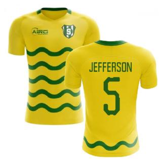 2019-20 Sporting Lisbon Third Concept Shirt (Jefferson 5)