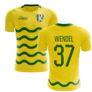 2020-2021 Sporting Lisbon Third Concept Shirt (Wendel 37)