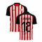 2019-20 Sunderland Home Concept Football Shirt (Flanagan 12)