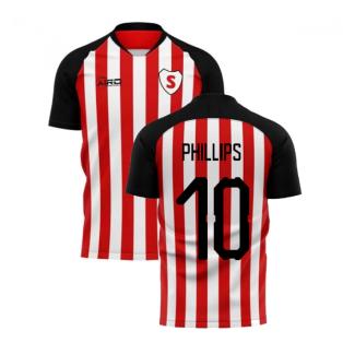 2019-20 Sunderland Home Concept Football Shirt (Phillips 10)