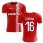 2020-2021 Aberdeen Home Concept Football Shirt (Cosgrove 16)