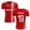 2019-2020 Aberdeen Home Concept Football Shirt (Ferguson 19)
