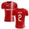 2019-2020 Aberdeen Home Concept Football Shirt (Logan 2)