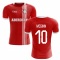 2020-2021 Aberdeen Home Concept Football Shirt (McGinn 10)