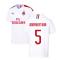 2019-2020 AC Milan Away Shirt (BONAVENTURA 5)