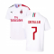 2019-2020 AC Milan Away Shirt (CASTILLEJO 7)