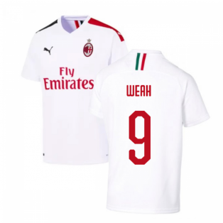 2019-2020 AC Milan Away Shirt (WEAH 9)