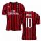 2019-2020 AC Milan Puma Home Football Shirt (RIVERA 10)