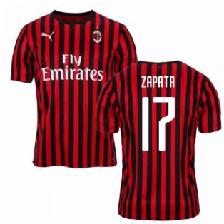 Buy Cristian Zapata Football Shirts at UKSoccershop.com