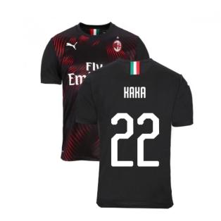 2019-2020 AC Milan Puma Third Football Shirt (KAKA 22)
