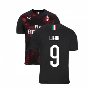 2019-2020 AC Milan Puma Third Shirt (Kids) (WEAH 9)