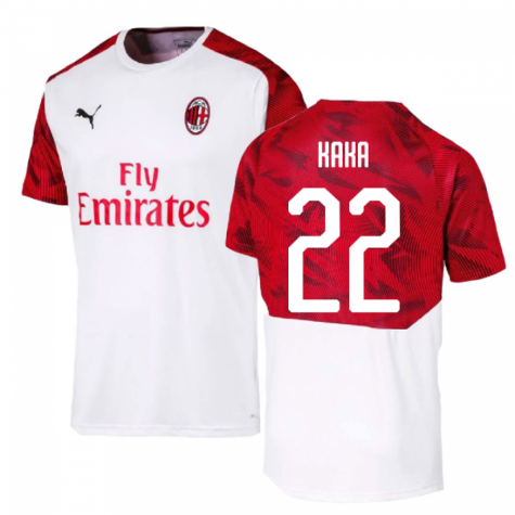 2019-2020 AC Milan Puma Training Shirt (White) (KAKA 22)