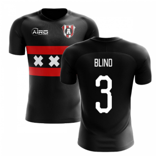 2020-2021 Ajax Away Concept Football Shirt (BLIND 3)