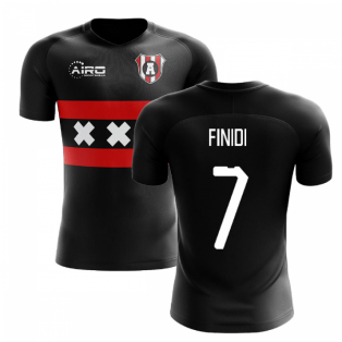 2020-2021 Ajax Away Concept Football Shirt (FINIDI 7)