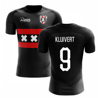2020-2021 Ajax Away Concept Football Shirt (KLUIVERT 9)