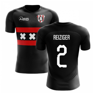 2020-2021 Ajax Away Concept Football Shirt (REIZIGER 2)