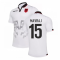 2019-2020 Albania Away Macron Football Shirt (Mavraj 15)