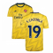 2019-2020 Arsenal Adidas Away Football Shirt (S CAZORLA 19)