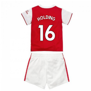2019-2020 Arsenal Adidas Home Baby Kit (HOLDING 16)