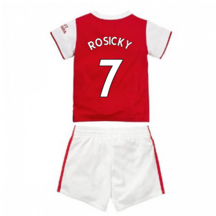 2019-2020 Arsenal Adidas Home Baby Kit (ROSICKY 7)