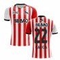 2020-2021 Athletic Bilbao Home Concept Football Shirt (GARCIA 22)