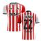 2020-2021 Athletic Bilbao Home Concept Football Shirt - Kids (GARCIA 22)