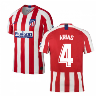 2019-2020 Atletico Madrid Home Nike Shirt (Kids) (ARIAS 4)