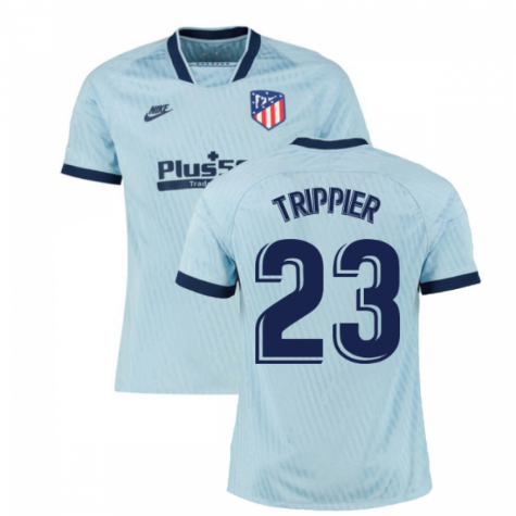 2019-2020 Atletico Madrid Third Nike Football Shirt (Trippier 23)