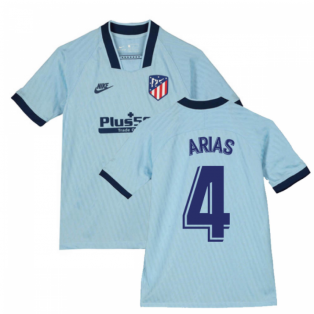 2019-2020 Atletico Madrid Third Nike Shirt (Kids) (ARIAS 4)