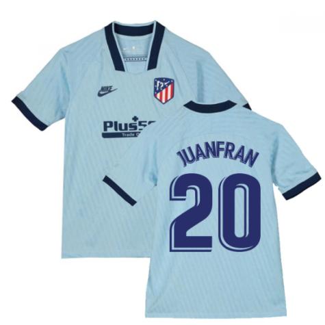 2019-2020 Atletico Madrid Third Nike Shirt (Kids) (JUANFRAN 20)