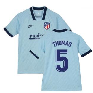 2019-2020 Atletico Madrid Third Nike Shirt (Kids) (THOMAS 5)