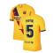 2019-2020 Barcelona Away Nike Football Shirt (PUYOL 5)