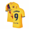 2019-2020 Barcelona Away Nike Shirt (Kids) (LAUDRUP 9)