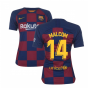 2019-2020 Barcelona Home Nike Ladies Shirt (MALCOM 14)