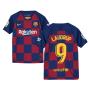 2019-2020 Barcelona Home Nike Shirt (Kids) (LAUDRUP 9)