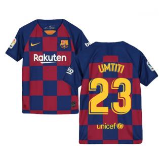 d08ac1d2494 2019-2020 Barcelona Home Nike Shirt (Kids) (UMTITI 23)