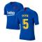 2019-2020 Barcelona Nike Training Shirt (Blue) - Kids (PUYOL 5)