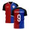 2019-2020 Basel Home Concept Shirt (Van Wolfswinkel 9)