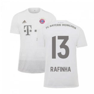 2019-2020 Bayern Munich Adidas Away Football Shirt (RAFINHA 13)